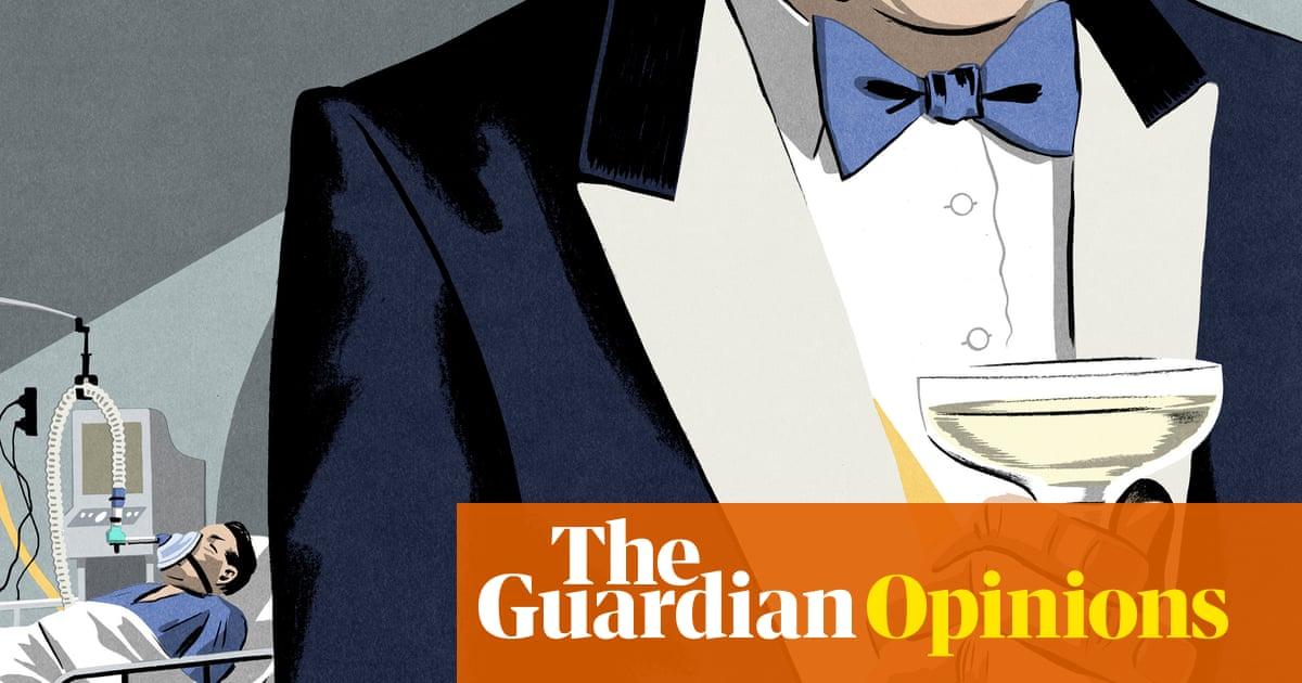 'Sleaze' doesn't capture it: Boris Johnson is utterly careless of everyone but himself