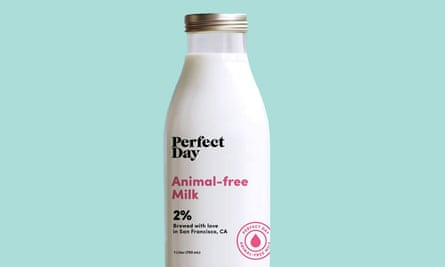 Perfect Day animal-free milk is planned for launch at the end of 2017.