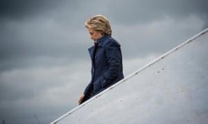 A still from Hillary.