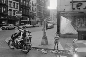 New York City, 1968