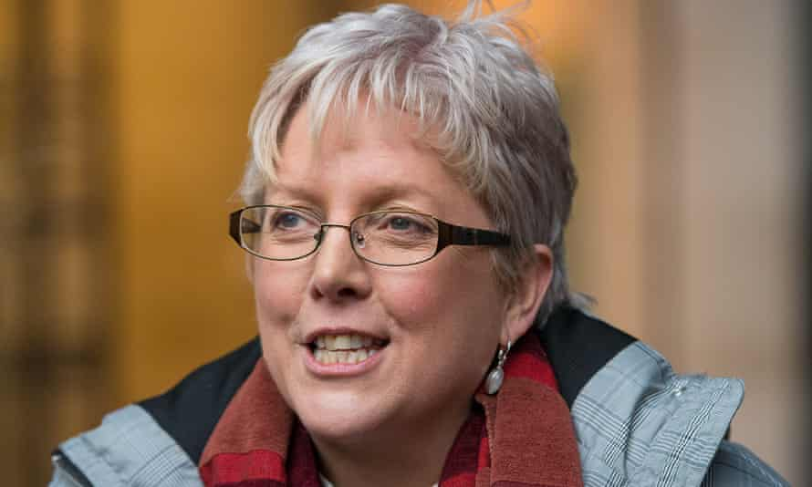 Carrie Gracie accused the BBC of illegal pay discrimination.