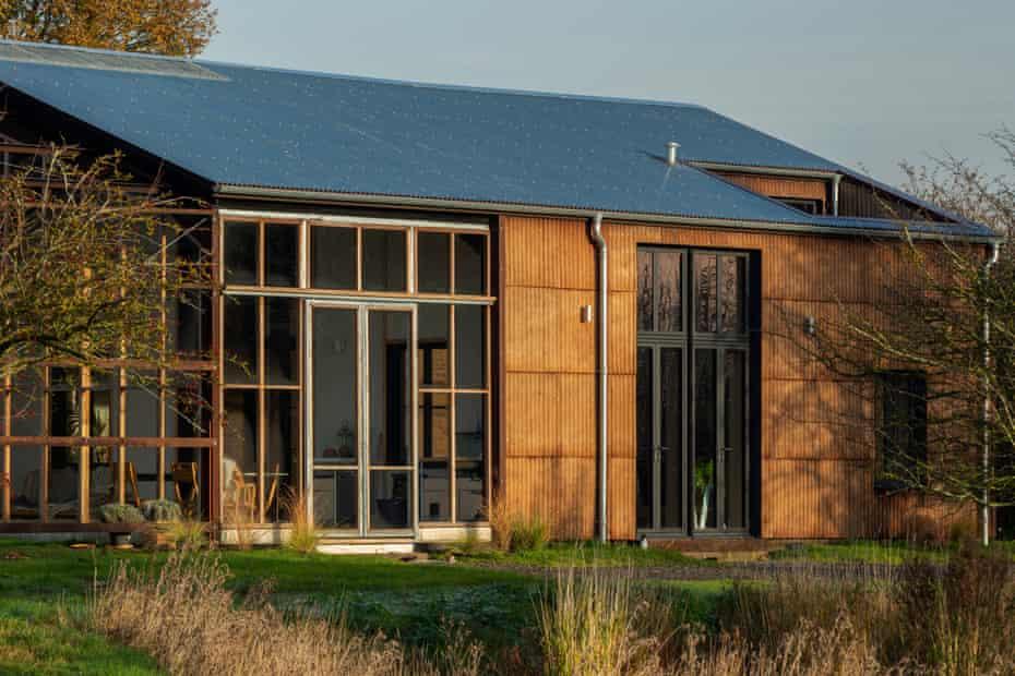 Flat House, Margent Farm, Cambridgeshire