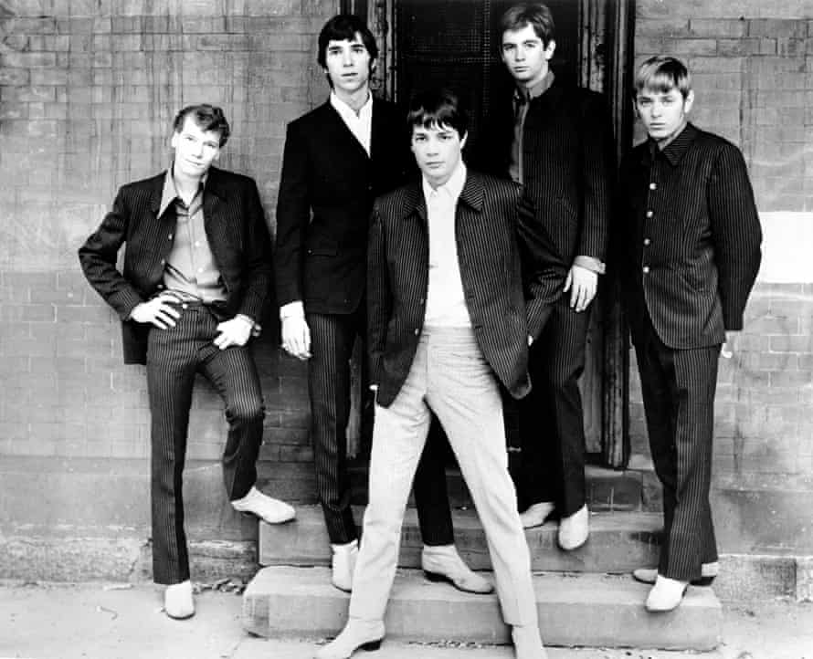 Mitch Ryder and the Detroit Wheels.