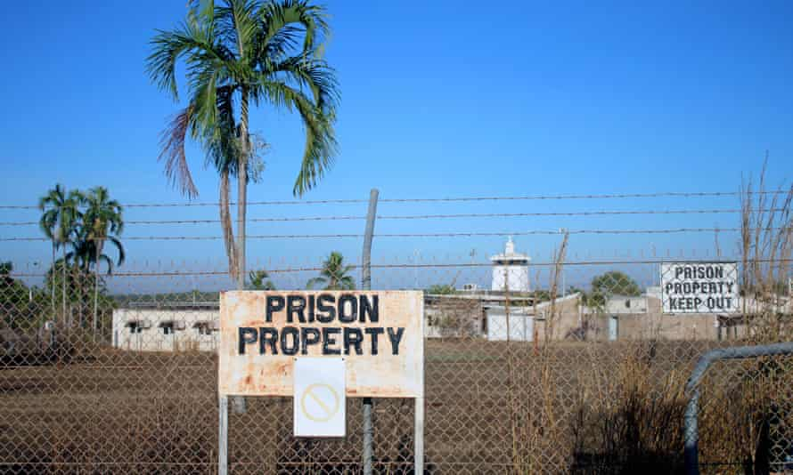 Don Dale Youth Detention Centre.