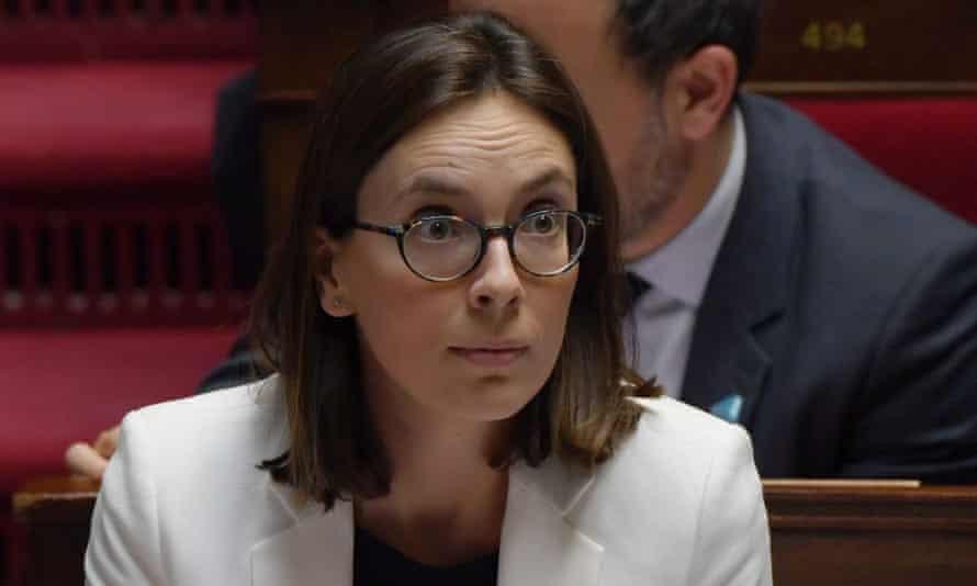 France's secretary of state for European affairs, Amélie de Montchalin