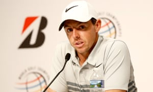 Rory McIlroy, the world No4, reveals the reasons for dispensing with the services of JP Fitzgerald after nine mostly successful years.