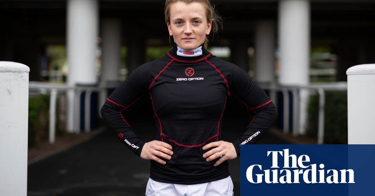 Hollie Doyle: 'Finishing third in Spoty? It was a shock to the system'