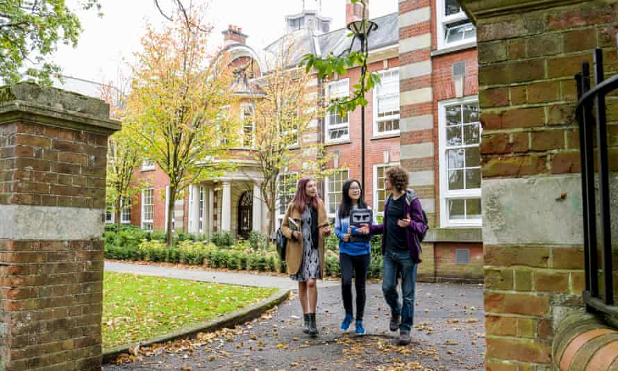 Avenue Campus, home to the University of Southampton's humanities subjects.