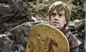 """Peter Dinklage as Tyrion Lannister."""