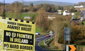 A sign close to the Letterkenny - Strabane border in the Irish Republic.