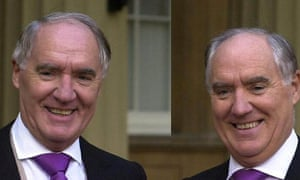 Sir David Barclay (left) and his twin, Sir Frederick, bought Telegraph titles as a profitable business to develop and sell. But profits are shrinking, not growing.