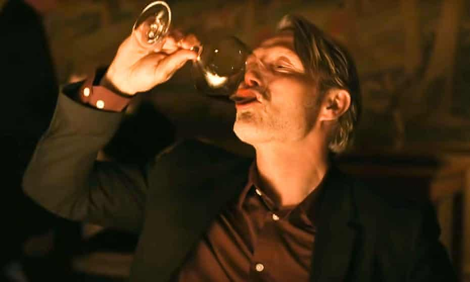 Mads Mikkelsen in the Another Round.