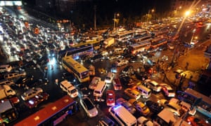 Guangzhou has been ranked as having the worst levels of noise pollution in the world
