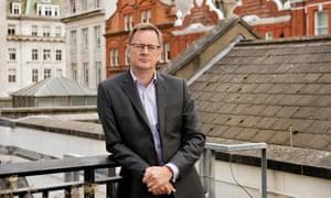 Ashley Highfield's company has 'underperformed against any peer benchmark'.