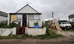 The Brooklands estate in Jaywick