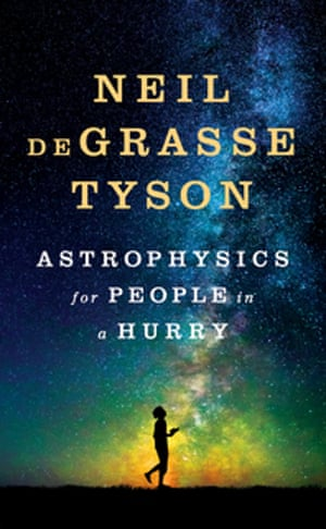 Cover image for Neil deGrasse Tyson's book Astrophysics for People in a Hurry