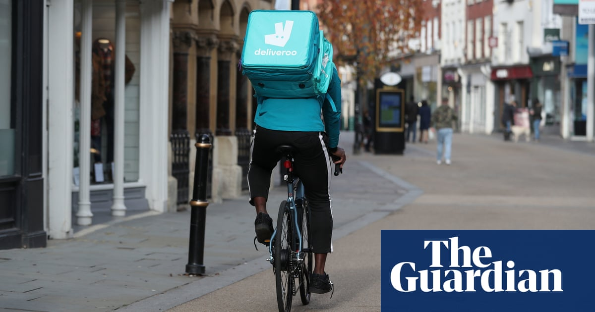 Waitrose strikes two-year Deliveroo deal, creating up to 400 jobs