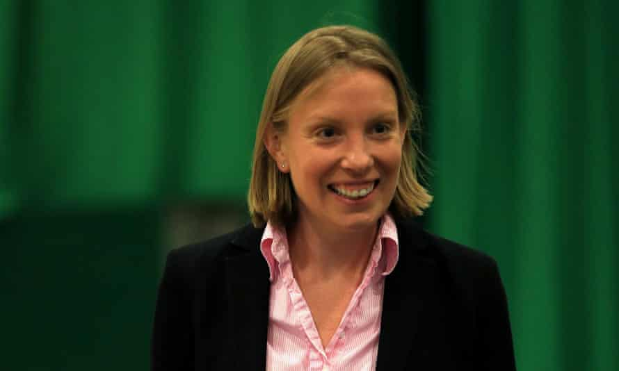 Tracey Crouch is the minister for sports and civil society.