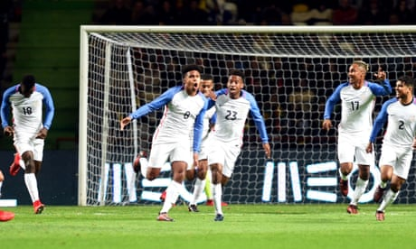 'Turn the page': Notes of optimism ring true as USA begin rebuild in Leiria
