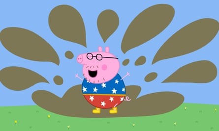 Peppa Pig fans got more than they bargained for at a cinema in Ipswich.