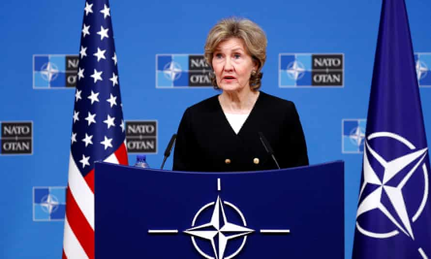 Kay Bailey Hutchison said: 'We would then be looking at a capability to take out a missile that could his any of our countries in Europe and hit America in Alaska.'