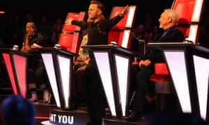 ITV show The Voice