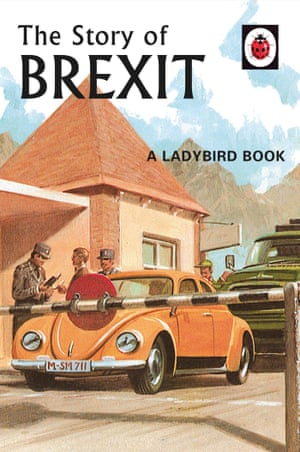 A 'Ladybird for Grown-Ups', published by Michael Joseph.