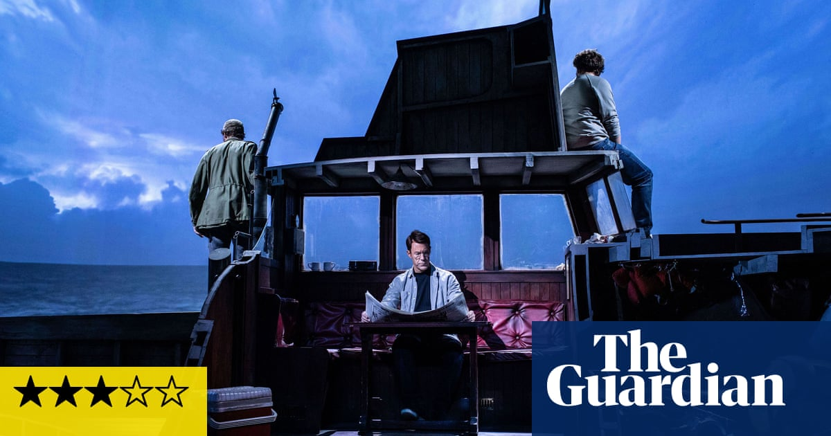 The Shark Is Broken review – biting drama about the making of Jaws