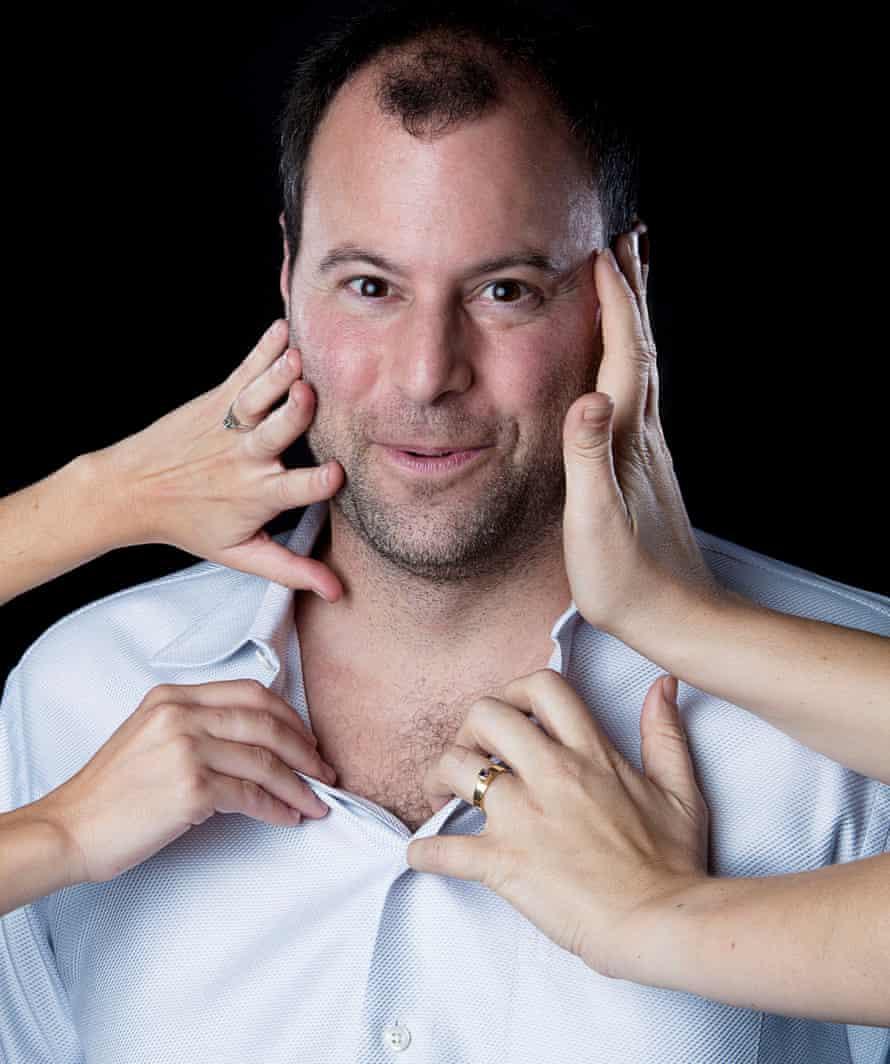 'Life is short. Have an affair': former Ashley Madison CEO Noel Biderman.
