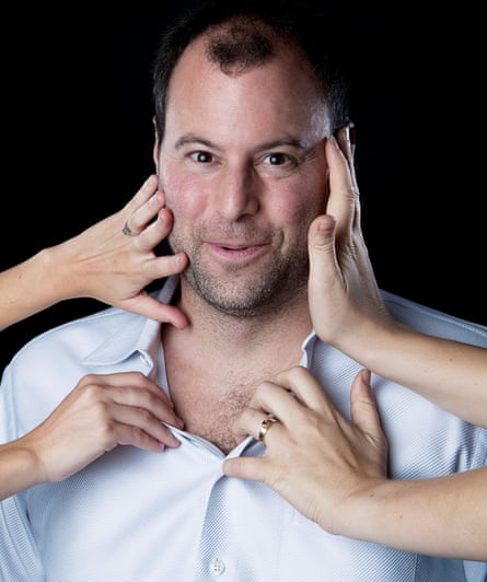 'Life is short. Have an affair': former Ashley Madison CEO Noel Biderman.
