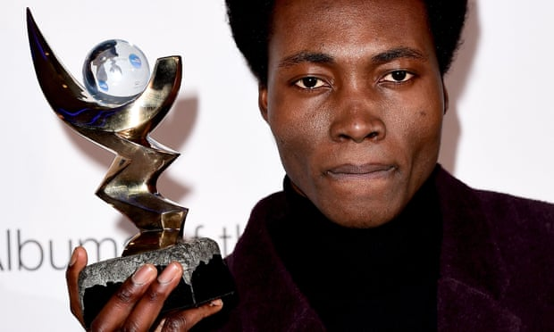 Benjamin Clementine Mercury Prize winner for Album of the Year 2015
