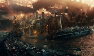 Independence Day: Resurgence – even more carnage for your money.