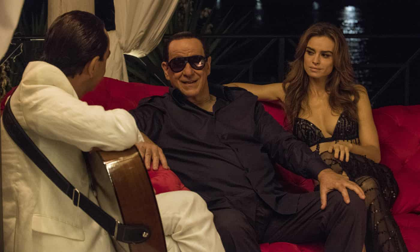 Loro review – Sorrentino steps into Berlusconi's heart of darkness