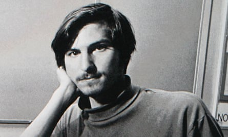 A young Steve Jobs said on his CV his access to transportation was 'possible, but not probable'.