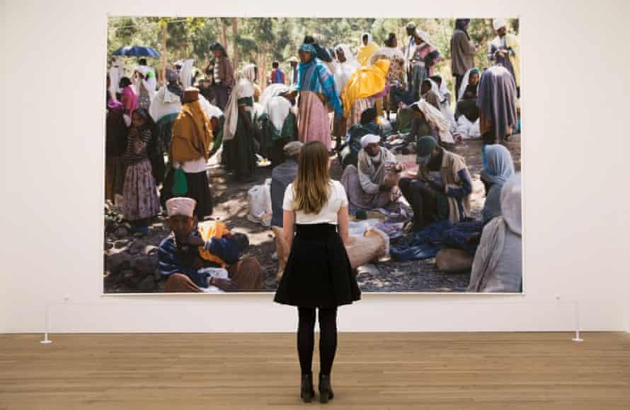 Market I, 2012, on show at Tate Modern.