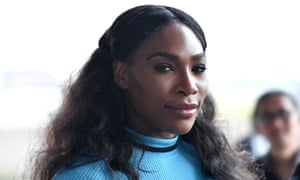 Serena Williams joins a growing movement of black American athletes speaking candidly about racism and police brutality.