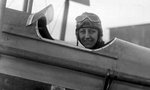 Amy Johnson, January 1930.
