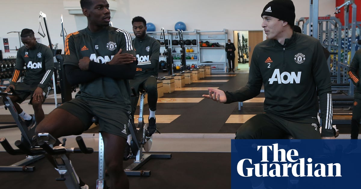 Pogba, Lindelöf and Shaw in fitness race for Manchester Uniteds trip to Burnley
