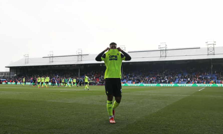 Huddersfield are relegated after drawing 18 blanks.