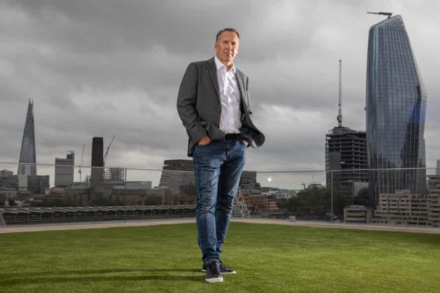 Paul Merson says his gambling disorder is by far the worst of the three addictions spread across nearly four decades of his life