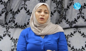 Ebtisam al-Saegh, who previously accused Bahrain's security services of torturing her during her previous arrest in May.