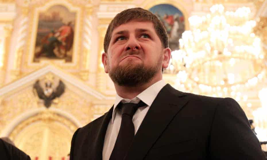 Chechen leader Radvan Kadyrov has appealed for information on cat's whereabouts.