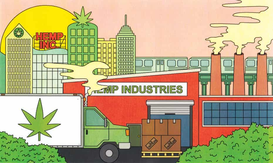 Advocates say hemp can be used in clothing, paper, biofuel, and more.