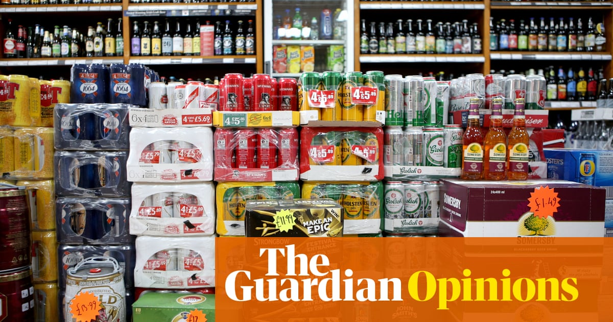 Scotlands Alcohol Pricing Move Shows Again The Good That Devolution Can Do
