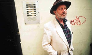 Nic Roeg in 1996.