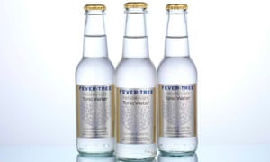 Fever-Tree makes tonic water and other fizzy mixers.