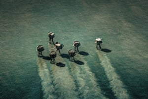 Shortlisted | The Maunsell Forts, Thames Estuary, Kent