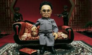 Team America's showtune-ready Kim Jong-il.
