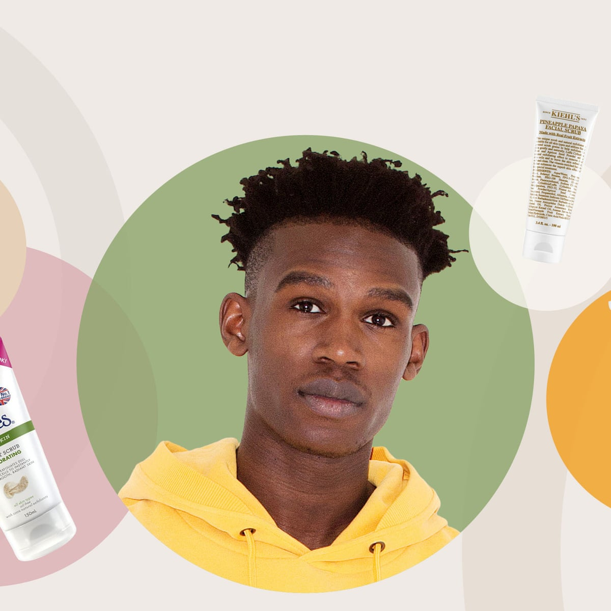 Beauty Roadtest Face Scrubs For Men Fashion The Guardian