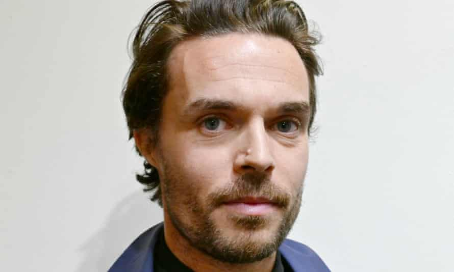 Oliver Jeffers: has two shots at the prestigious prize